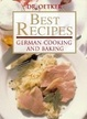 Cover of Best Recipes. German Cooking and Baking