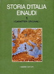 Cover of Storia d'Italia Einaudi Vol.1