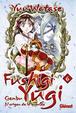 Cover of Fushigi Yûgi: Genbu, el origen de la leyenda #6 (de 12)