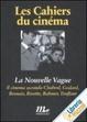 Cover of Les Cahiers du cinéma