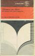 Cover of Almeno un libro