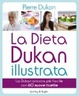 Cover of La dieta Dukan illustrata