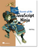 Cover of Secrets of the JavaScript Ninja