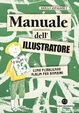 Cover of Manuale dell'illustratore