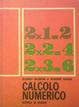 Cover of Calcolo numerico