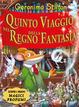 Cover of Quinto viaggio del regno della fantasia