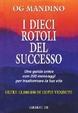 Cover of I dieci rotoli del successo