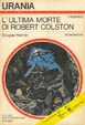 Cover of L'ultima morte di Robert Colston