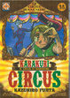Cover of Karakuri Circus vol. 14