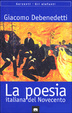 Cover of Poesia italiana del Novecento