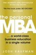 Cover of The Personal MBA