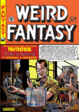 Cover of Weird Fantasy vol. 1