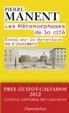 Cover of Les métamorphoses de la cité