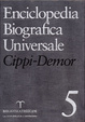 Cover of Enciclopedia Biografica Universale vol. 5