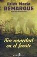 Cover of Sin Novedad en el Frente