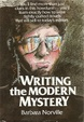 Cover of Writing the modern mystery