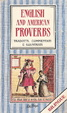Cover of English and american proverbs
