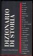 Cover of Dizionario di storia
