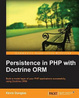 Cover of Persistence in PHP with Doctrine ORM