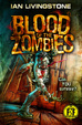 Cover of Blood of the Zombies