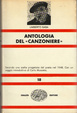 Cover of Antologia del Canzoniere