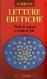 Cover of Lettere eretiche