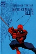 Cover of Spiderman: Blue