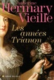 Cover of Les années Trianon