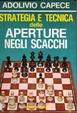 Cover of Strategia e tecnica delle aperture negli scacchi
