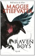 Cover of Raven boys