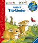 Cover of Unsere Tierkinder