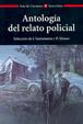 Cover of ANTOLOGIA DEL RELATO POLICIAL