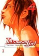 Cover of Tetsuwan girl vol.4