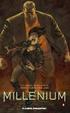 Cover of Millenium #3