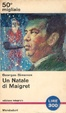 Cover of Un Natale di Maigret