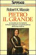 Cover of Pietro il Grande