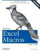 Cover of Writing Excel Macros with VBA, 2nd Edition