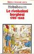 Cover of Le rivoluzioni borghesi