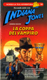 Cover of Indiana Jones - La coppa del vampiro