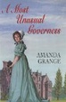 Cover of Most Unusual Governess