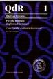 Cover of Piccola ecologia degli studi letterari