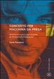 Cover of Concerto per macchina da presa