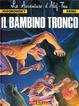 Cover of Le avventure di Alef-Tau vol. 1: Il bambino tronco