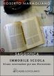 Cover of Immobile scuola