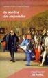 Cover of La sombra del emperador
