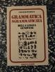 Cover of Grammatica sgrammaticata della lingua genovese