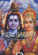 Cover of India Bazaar: Vintage Indian Graphics