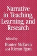 Cover of Narrative in Teaching, Learning, and Research