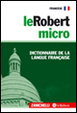 Cover of LeRobert micro