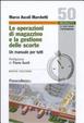 Cover of Le operazioni di magazzino e la gestione delle scorte. Un manuale per tutti
